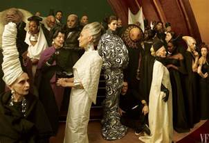 Vanity Fair Costumes by The Leibovitz The Last Jedi Vanity Fair Photo