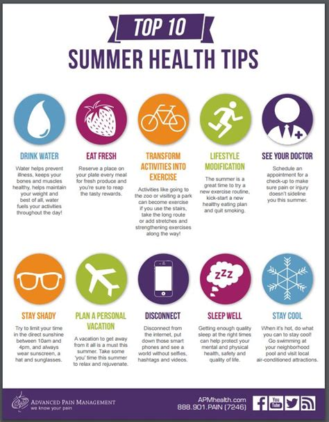 Ways To Stay All Summer by The Best 10 Ways To Stay Healthy All Summer