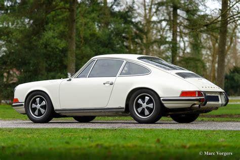porsche history porsche 911 2 2 e 1969 classicargarage fr