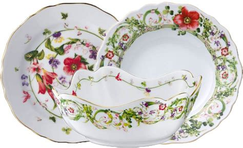 marque de vaisselle de table versace vaisselle de la table de la table