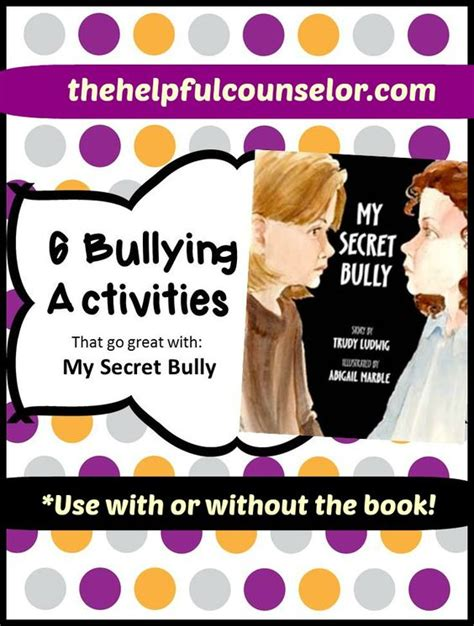 my secret bully counselor schools and bullying on
