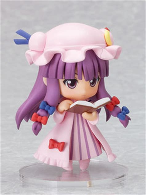 521 Nendoroid Patchouli Knowledge touhou project patchouli knowledge nendoroid petit