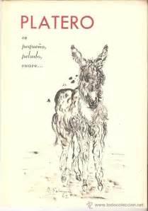 platero y yo 1000 images about platero y yo on literatura prado and de mayo