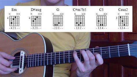 Black Chandelier Tab Black Chandelier Biffy Clyro Acoustic Lesson