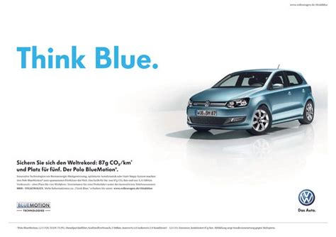 volkswagen thing blue a signal for the environment volkswagen launches think