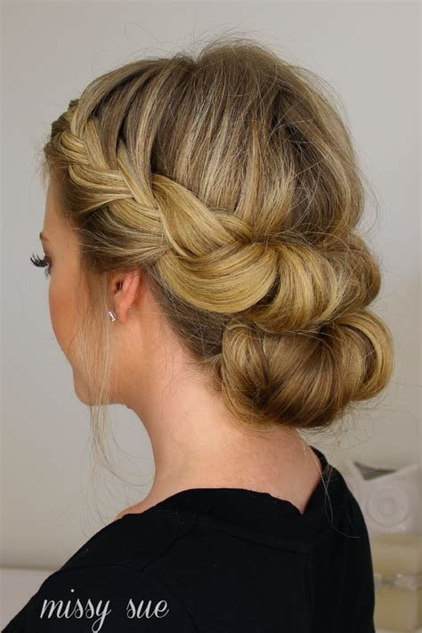 chic fashion hair styling clip bridal hairdo ideas by diy hairzstyle hairzstyle