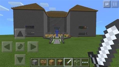 things to know when building a house minecraft pe mansion