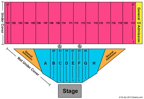 allentown fairgrounds seating chart mellenc allentown fairgrounds allentown tickets