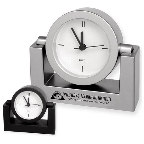 Office Desk Clocks Customized Standard Desk Clock Promotional Clocks Customized Clocks