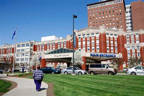 henry ford hospital west grand boulevard detroit development news