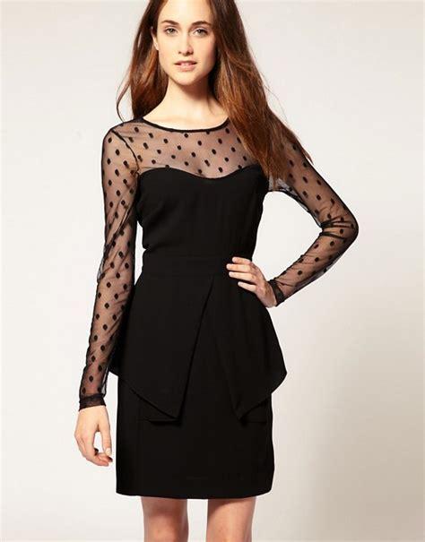 Polkadot Mesh Dress Et Cetera warehouse warehouse spot mesh dress