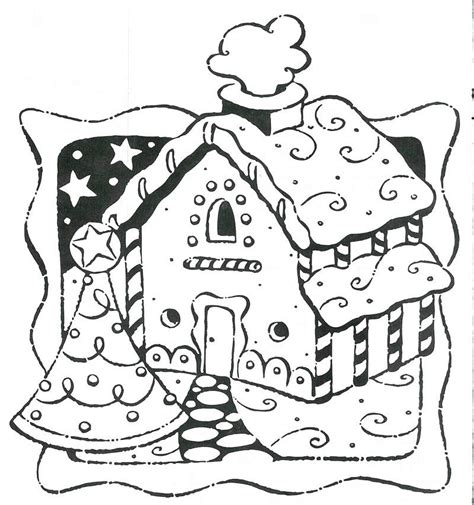 Gingerbread Cookies Free Coloring Pages Holidays And Gingerbread Cookie Coloring Page