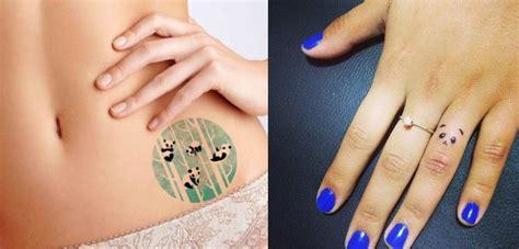 tattoo de panda feminina tatuagens de urso panda