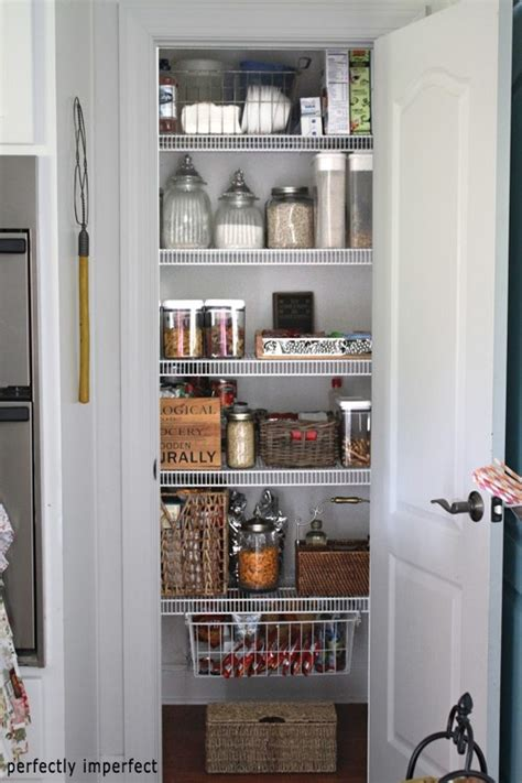 organize your pantry organized pantry in my house pinterest