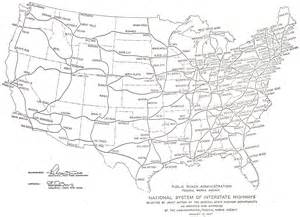 united states map with interstate highways book covers