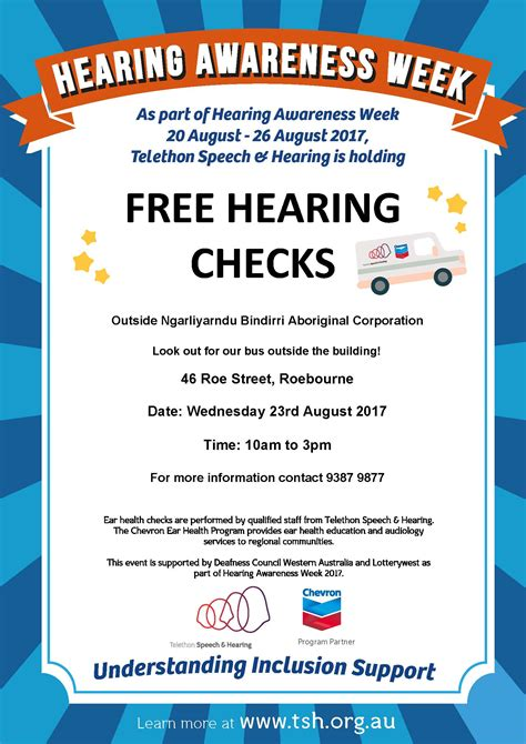 Is There A Free Background Check Site Free Hearing Checks City Of Karratha