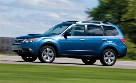 2009 subaru forester 2009 subaru forester information and photos zombiedrive