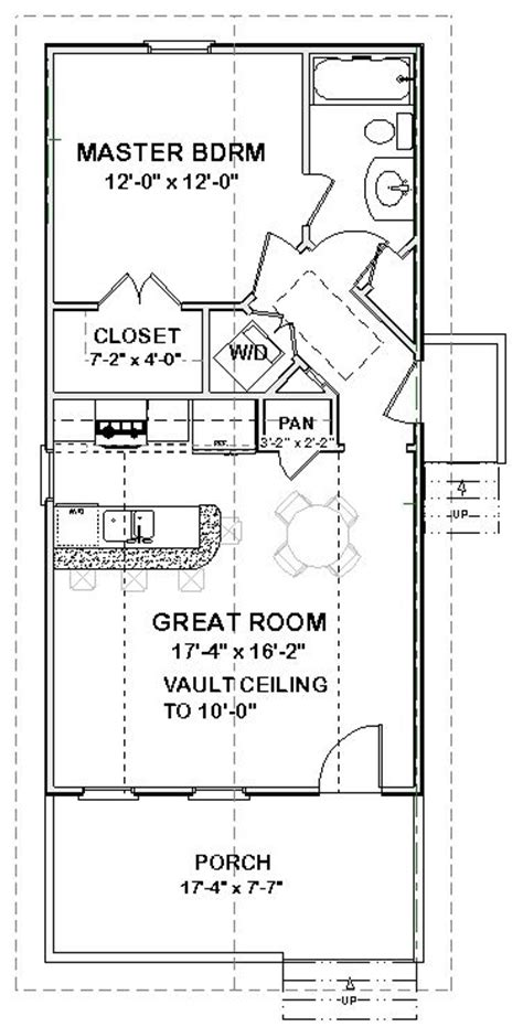mother in law cottage floor plans complete house plans 648 s f mother in law cottage on