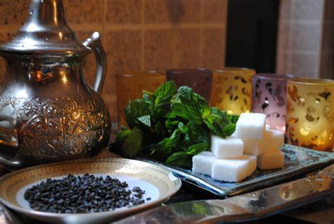 moroccan tea life in marrakesh