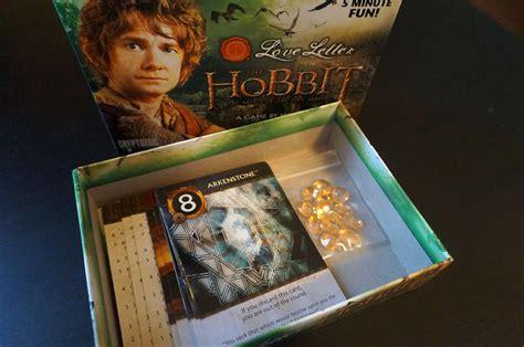Letter Hobbit letter batman hobbit
