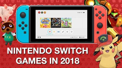 Kaset Nintendo Switch Just 2018 Nintendo Switch Exclusive For 2018 Thyblackman