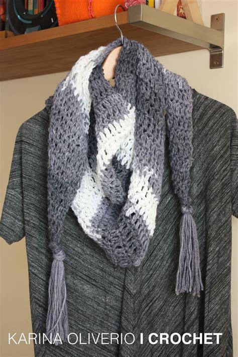 Handmade Scarves Patterns - 16 best images about crochet baktus on