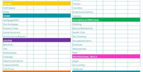 printable budget planner dave ramsey printable budget worksheet dave ramsey spreadsheets