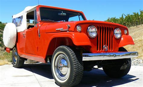 jeep commando for sale 1967 jeepster commando 4x4 for sale on bat auctions sold