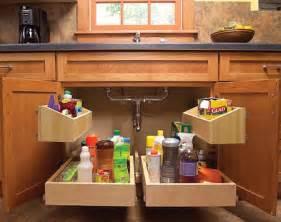 Under Kitchen Cabinet Storage Ideas 30 Diy Storage Solutions To Keep The Kitchen Organized