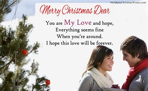 merry christmas wishes  boyfriend merry christmas wishes