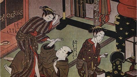 artwork ukiyo  wallpaper
