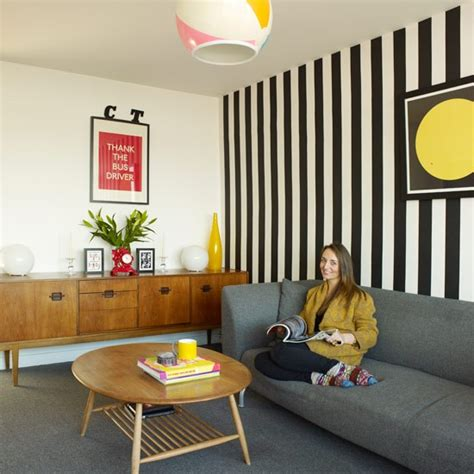 1970s Living Room by 1970s Inspired Flat Housetohome Co Uk