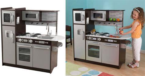 Kidkraft Uptown Espresso Kitchen by Kidkraft Uptown Espresso Kitchen Only 93 59 Shipped