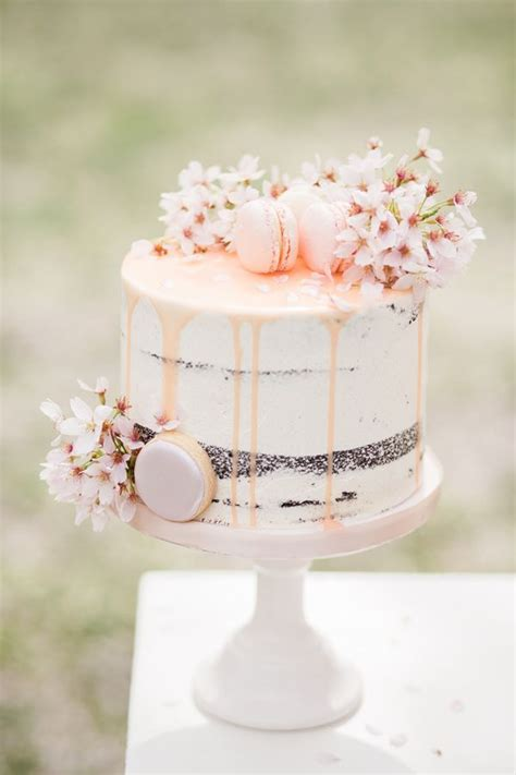 Best 25 One Tier Cake Best 25 1 Tier Wedding Cakes Ideas On Pinterest