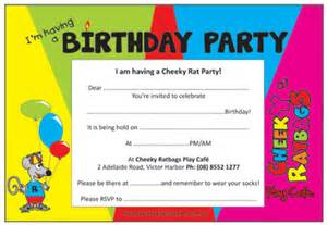 free invites cheeky ratbags play cafe indoor play centre at victor harbor