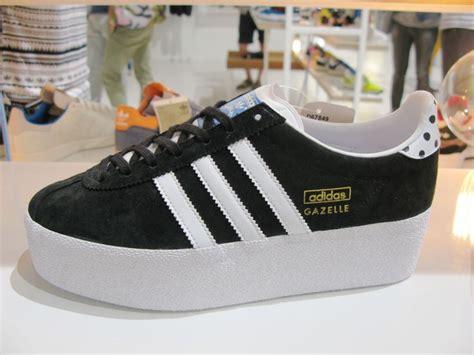 platform adidas sneakers platform adidas gazelle