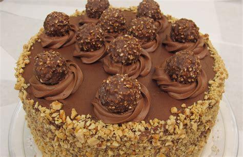 chocolate cake ferrero rocher ferrero rocher milk chocolate with hazelnut cake recipe