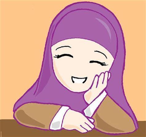 Jilbab Kartun Annisa Deswita Afiana Januari 2013