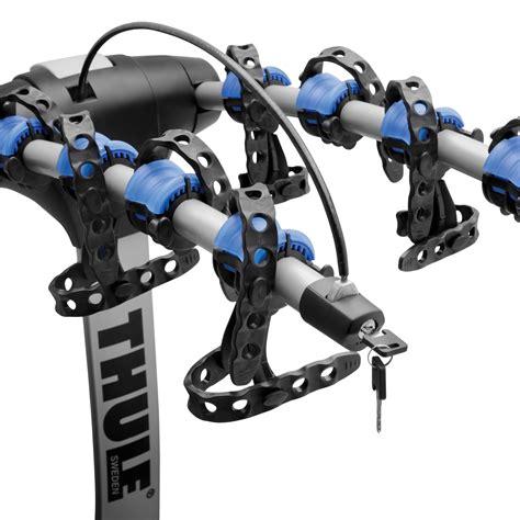 thule apex swing 4 bike hitch rack thule 9027 apex swing away 4 bike hitch rack ca