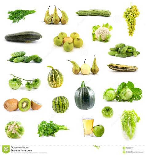 green vegetables p big collection of green vegetables and fruits royalty free
