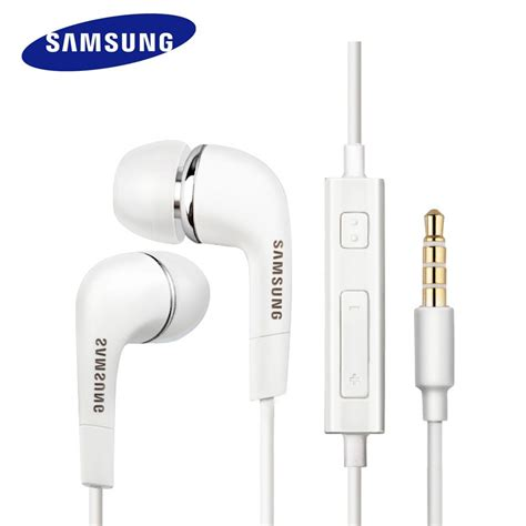 Headset Samsung Original Samsung Center samsung earphone ehs64 headsets wired with microphone for samsung galaxy s8 s8 s9 etc official