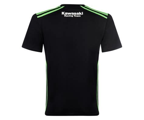 Kawasaki Racing Tshirt vetements kawasaki racing team t shirt krt kawasaki fr