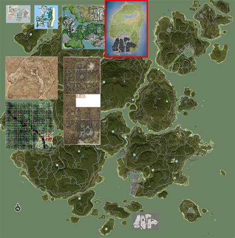 just cause 3 map size comparaison maps gta 5 sa rdr jc2 sur le forum grand