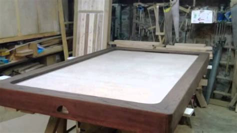 air hockey soccer table table air hockey home made
