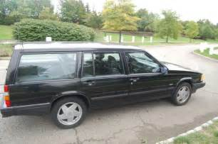 Volvo 940 Station Wagon 1993 Volvo 940 Turbo Wagon Black On Black For Sale Photos
