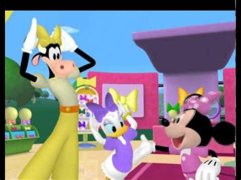 la boutique de minnie | la casa de mickey mouse youtube