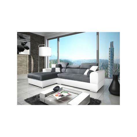 Canapé Gris Clair Convertible by Canape Angle Gris Blanc Canape Angle Gris Clair