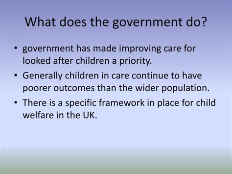 section 20 children s act 1989 ppt unit 10 caring for children and young people