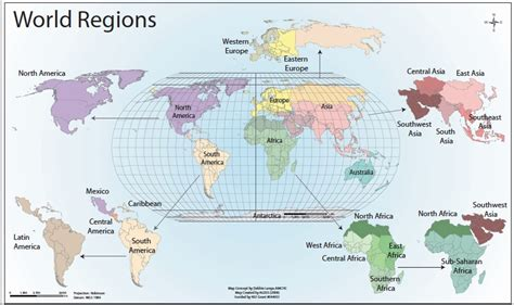 world regions monarch high school ap human geography