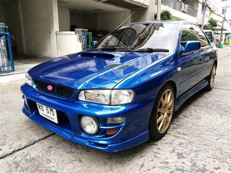 car owners manuals for sale 1995 subaru impreza head up display subaru impreza 1995 wrx sti 2 0 in กร งเทพและปร มณฑล manual sedan ส น ำเง น for 375 000 baht